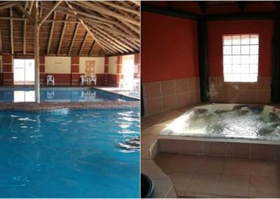 Indoor Heated Pool & Jacuzzis